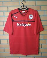 Cardiff City Jersey 2012 2013 Home L Shirt Puma Football Soccer Trikot