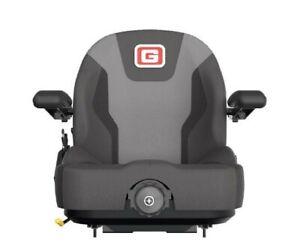 Gravely Pro Turn 200 Series Full Suspension Seat  #04876100
