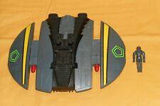 vintage Battlestar Galactica (non-firing) CYLON RAIDER WITH PILOT