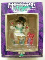 Mistletoe magic collection Christmas ornament Snowman Playing