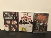 How I Met Your Mother Seasons 3 4 7 DVD Lot - All NEW & Sealed HIMYM