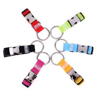 1pc Travel Add-A-Bag Luggage Strap Jacket Gripper Straps Baggage Suitcase BucC!C