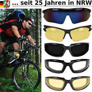 Sonnenbrille Sportbrille Sport Brille Fahrradbrille Radbrille Rad Fahrrad MTB