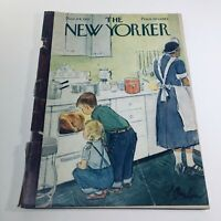 The New Yorker: Nov 24 1951 - Full Magazine/Theme Cover Perry Barlow