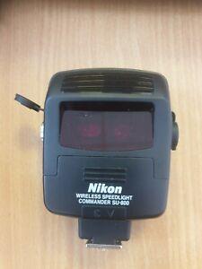 Nikon SU-800 Wireless Speedlight Commander - with case (Z42)