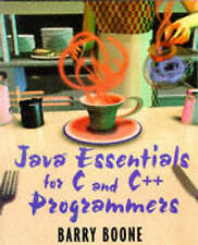 NEW Java¿ Essentials for C and C++ Programmers by Barry Boone