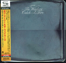 B MARLEY & THE WAILERS, CATCH A FIRE, 2 x SHM-CD, JAPAN 2010, UICY-94585/6 (NEW)