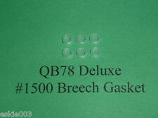 QB78, QB79, XS78, TH78  Custom Breech Gasket  o-ring seals