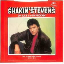 "Shakin' Stevens - Oh Julie - 7"" Vinyl Record Single"