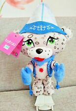 Snow Leopard IRBY mascot plush toy for 7th ASIAN WINTER GAMES 2011 in Almaty, KZ