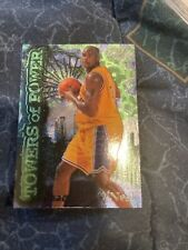 New listing Shaquille O'Neal 1996-97 Fleer Towers of Power Insert #7 Shaq Lakers NM-MINT