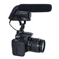 Movo VXR5000-PRO HD Condenser Video Microphone for DSLR Camera (Aluminum Body)