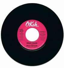 Billy Butler Right Track / (Instrumental) Northern Soul