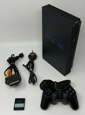 Sony Playstation 2 Bundle - Inc Cables, Memory Card & Controller - #1