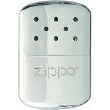 Zippo Hand Warmer Cold Reusable Use Ronson Fluid Filling Cup Pouch 40306