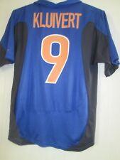 Holland Kluivert 9 2000-2002 lejos de Fútbol Camisa Tamaño Pequeño/43543