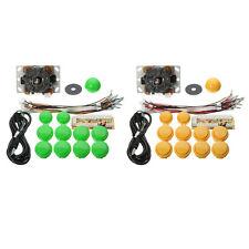Zero Delay Arcade Game Controller USB Joystick Kit Set for MAME Raspberry Pi