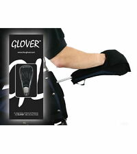 The GLOVER - Zipped Warm Hand Golf Driver Headcover