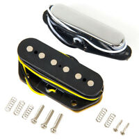 2 Single Coil Pickup Neck and Bridge Pickup For Electric Guitar Fender Tele