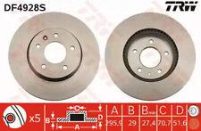 Brake Disc TRW DF4928S