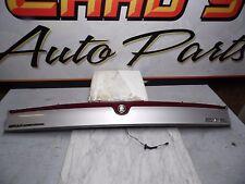 OEM 98-04 Cadillac Seville Trunk Lid Panel LED 3rd/Third Brake Light Assembly