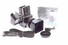 Hasselblad 205 TCC + Carl Zeiss Planar 80 mm 1:2,8 T* + Magazin 12+ Winder F