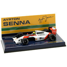 Sadhna Senna McLaren MP4/5 1989 1:43