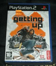 MARC ECKO´S GETTING UP PS2 PRECINTADO NUEVO