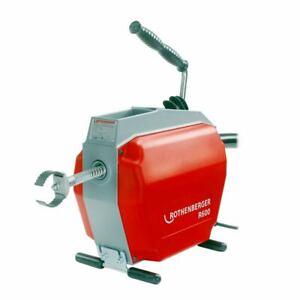 ROTHENBERGER Rohrreinigungsmaschine R 600 16 + 22  mm 72687