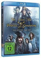 Fluch der Karibik 5 - Pirates of the Caribbean: Salazars Rache [Blu-ray/NEU/OVP]