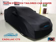 Cadillac CTS Custom Tailored Satin Stretch Indoor Car Cover from Coverking