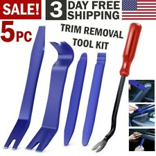 4/5 Pcs Car Trim Removal Tool Kit Panel Door Pry Dash Interior Clip Set