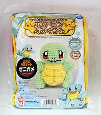 Hamanaka H306-171 Pokemon Squirtle (zenigame) Amigurumi (uncinetto Bambola) Kit