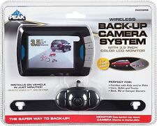 "PEAK 3.5"" Wireless Back-Up Camera System"