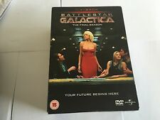 Battlestar Galactica Final Season + 2 3 + 1  =  4 X BOX SETS SEE PICS