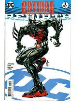 BATMAN BEYOND #1, VARIANT EDITION, DC (CC2)