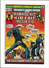 "MIGHTY MARVEL WESTERN #23 [1973 VG+] ""SHOWDOWN AT SHOT-GUN CITY!"""