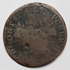 1785 RR-3 Vermont Colonial Copper Coin