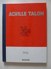 Greg - Achille Talon édition de luxe Citroën  /  2001