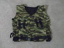 Russian Military Spetsnaz Kamish Assault Vest Camo Uniform