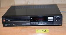 Vintage Sony CDP-302 II digital compact disc CD player vintage stereo deck