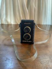 ANSCO REDIFLEX OLD CAMERA With Carrying Strap