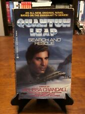 Quantum Leap: Search & Rescue by Melissa Crandall (Pb - Very Good Condition)