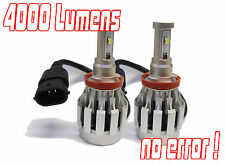 H11 H8 led cree ampoules anti-brouillard kit conversion set pièce de rechange canbus renault