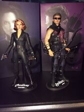 Hot Toys Avengers Hawkeye & Black Widow