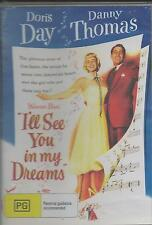 I'LL SEE YOU IN MY DREAMS DORIS DAY  NEW ALL REGION DVD