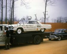 """Dave Strickler's """"Old Reliable IV"""" Super Stock 63 Impala Dragster 8x10 Photo 159"""