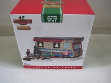 NEW Lemax Christmas Road Trip Mobile Motor Home Trailer Lighted Village House