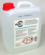 Flächendesinfektionsmittel 5 Liter Desinfektionsmittel Flächendesinfektion 5L