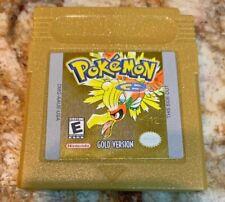 Pokemon: Gold Version (Nintendo Game Boy) GB Game Cartridge Excellent!